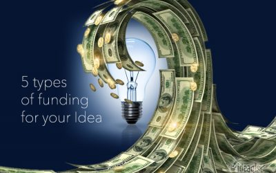 5 Types of Funding for Your Idea