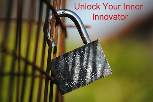 3 Steps You Can Take Now to Unlock Your Inner Innovator: Guest blog by Charlie Harary