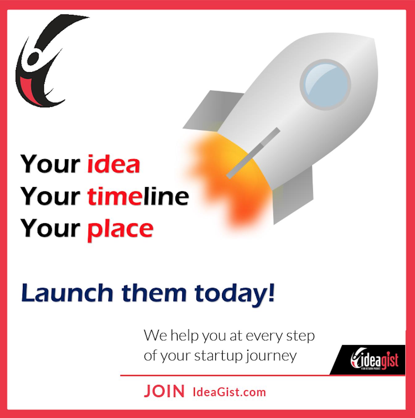 launch your idea
