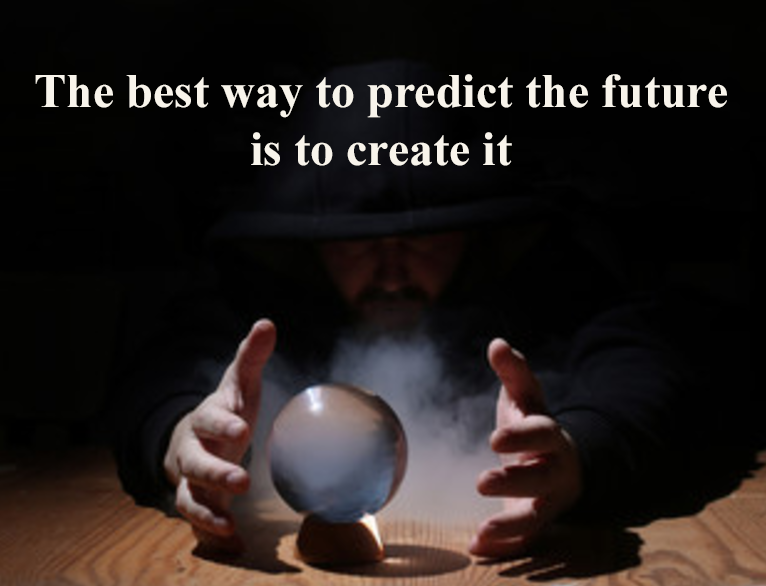 How can you predict the future?