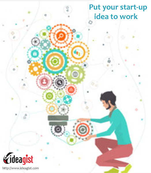 Work your Creativity and Bring Your Ideas to Life