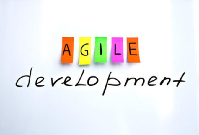 agile development, lean startups
