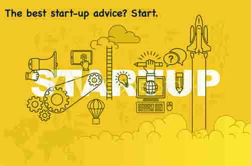 What is the Best Start-up Advice?