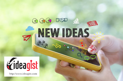 save new ideas