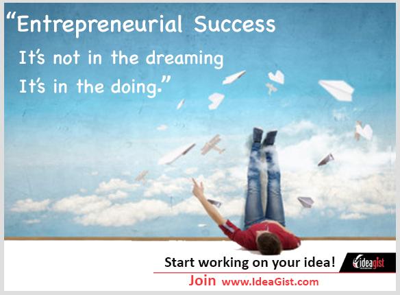 Entrepreneurial success –