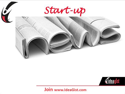start-up news