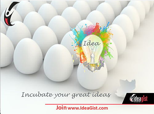 incubate great ideas