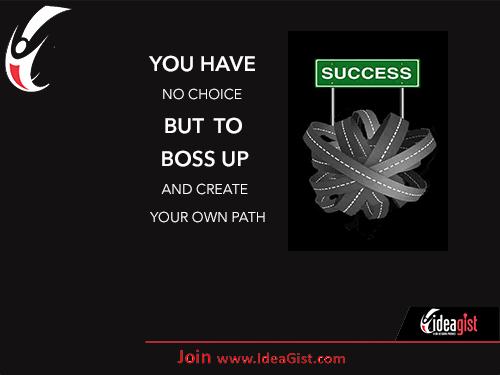 path to start-up success