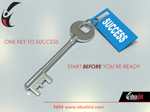 What is the key to start-up success?