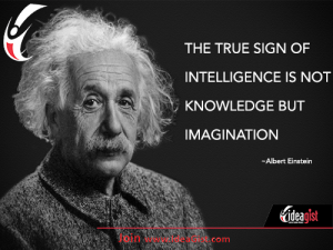 Leverage your imagination