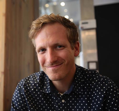 IdeaGist 2017 Idea Makers: Jens Rinnelt