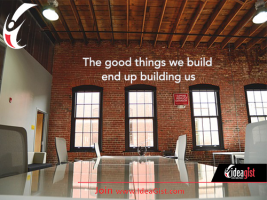 Building good things shapes personal growth