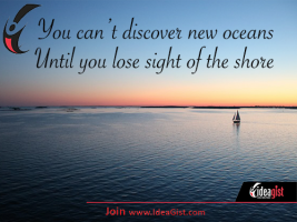 Discover new oceans for startup success