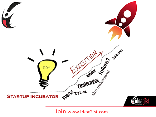 IdeaGist virtual startup incubator can help you take your ideas from concept to launch