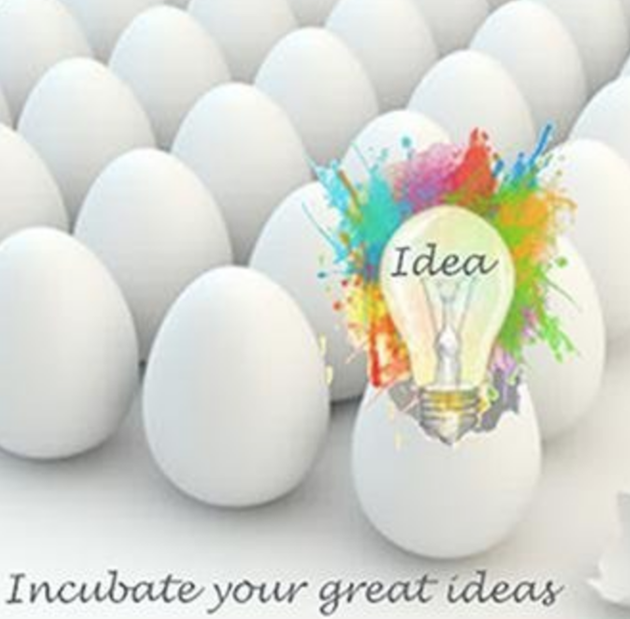 incubate your ideas