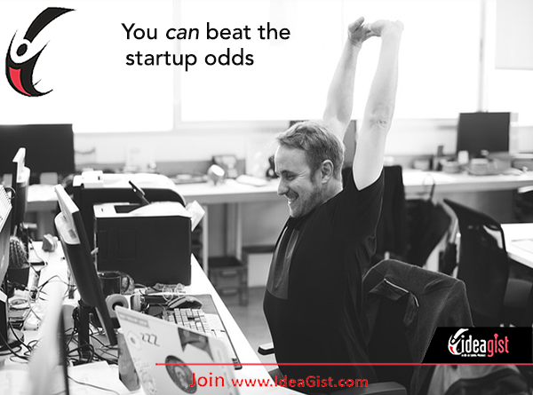 Most startups fail, but yours doesn't have to. Here's how to beat the odds.