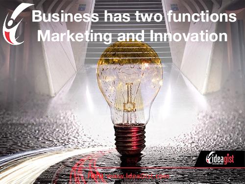 marketing and innovation
