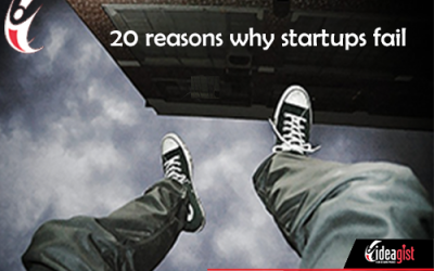 Why do startups fail? Here are the top 20 reasons