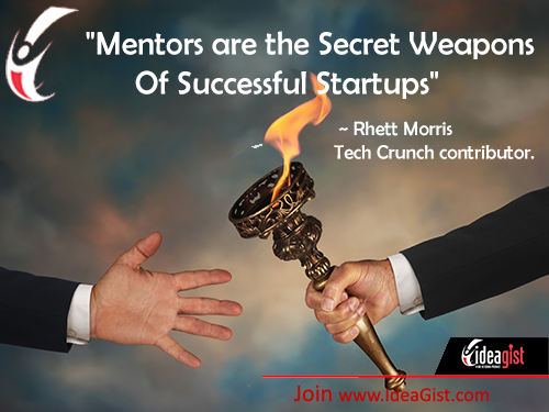 Mentors are the game changers of startup success. Here are some mind-boggling stats.