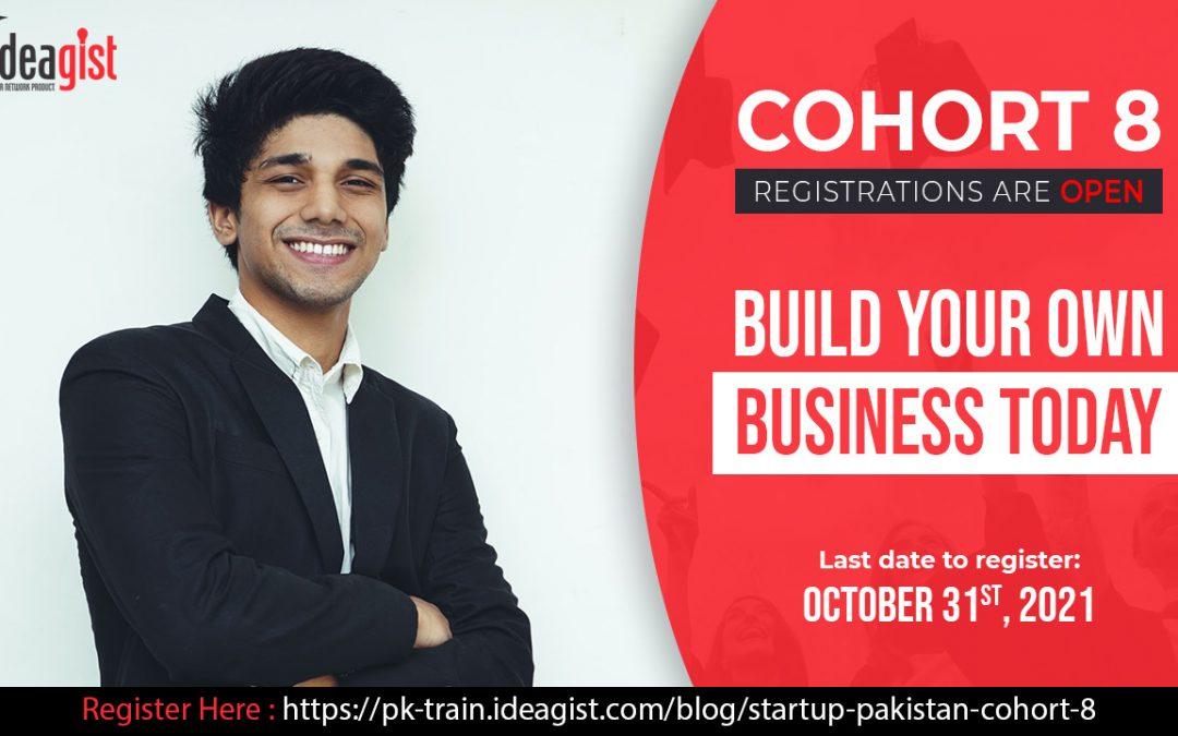 Startup Pakistan Cohort 8
